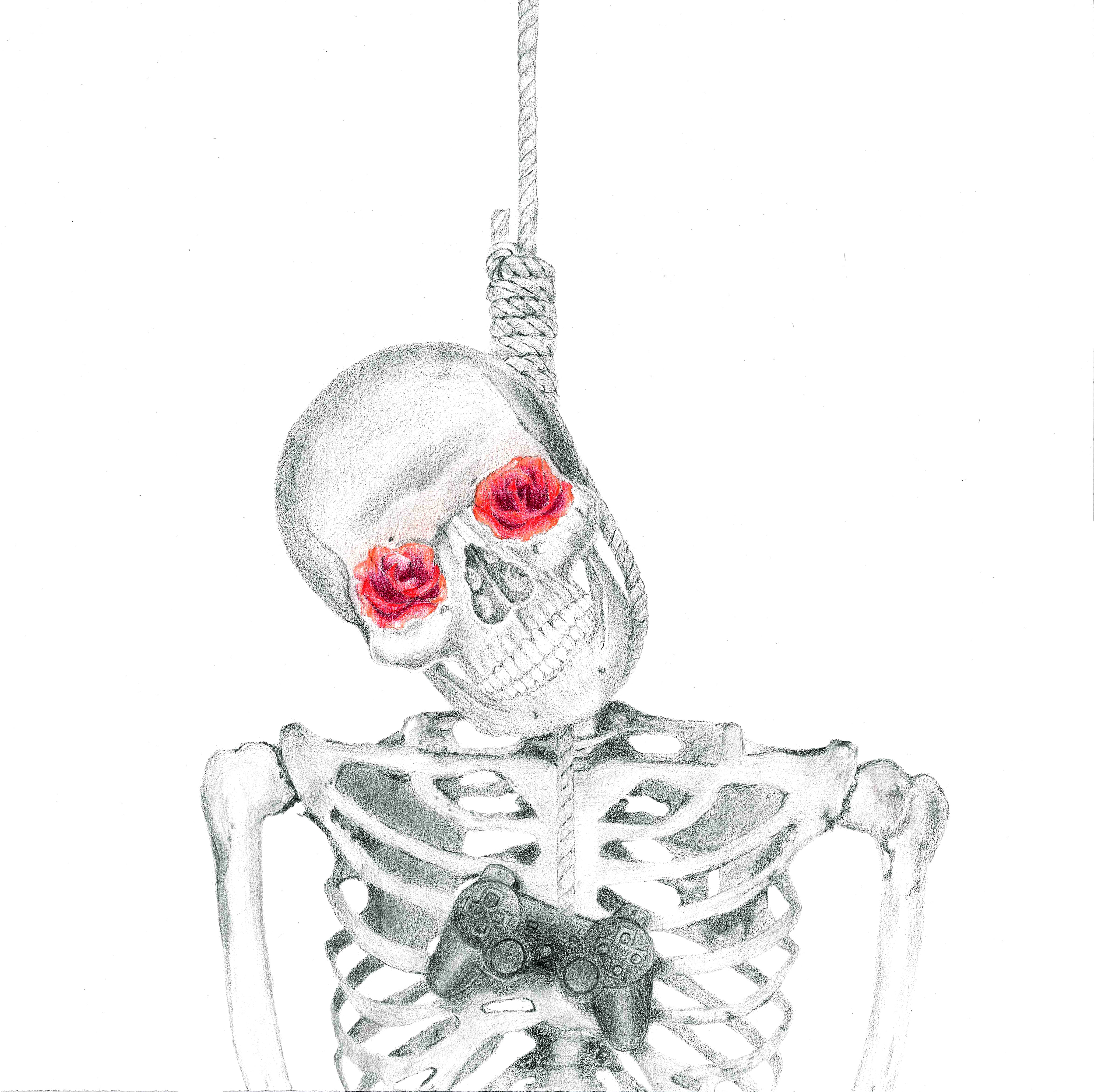 esqueleto retícula - Juan Manuel Murcia