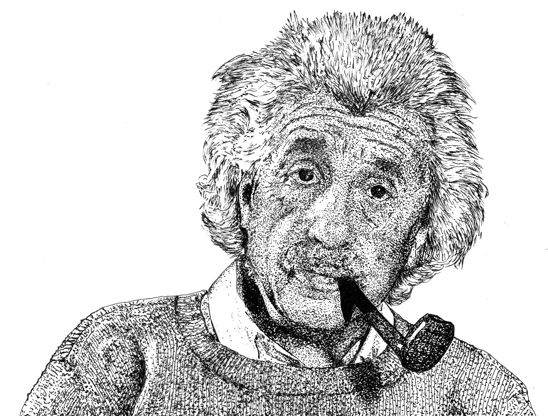 Einstein JuanVargas
