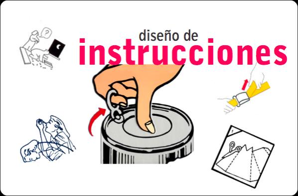 DISEÑO DE INSTRUCCIONES