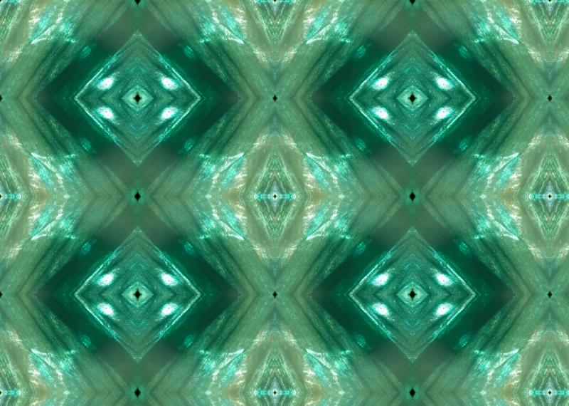 petalo margarita patrón maya