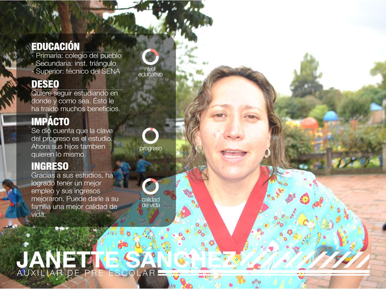 Janette Sánchez