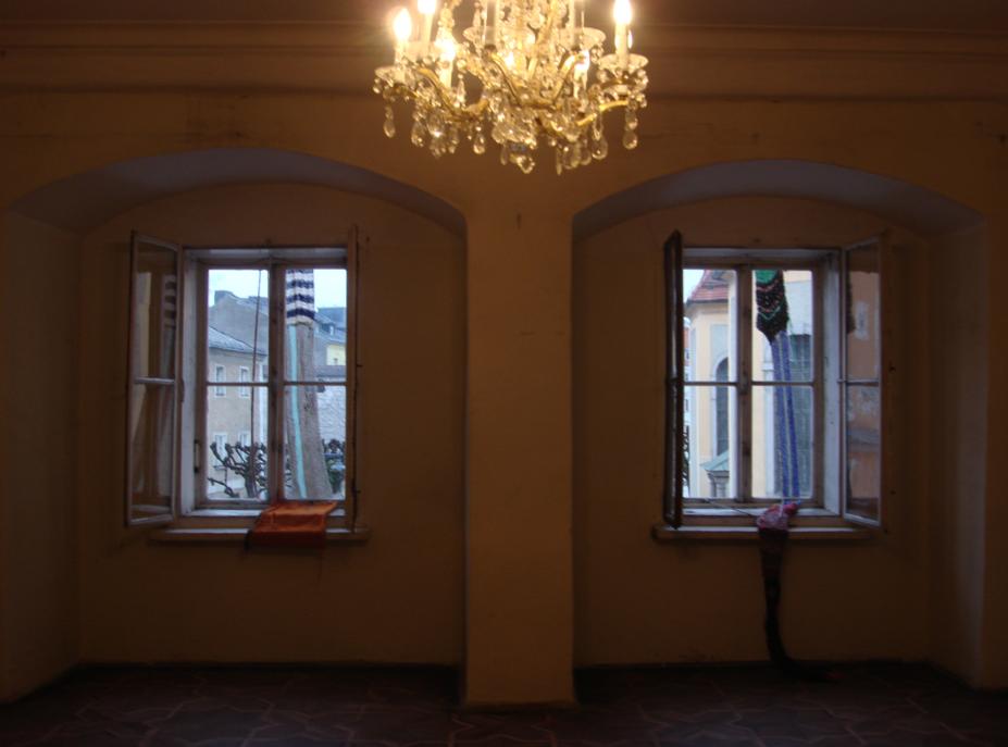 Haus der Geschichten. Casa de los cuentos. Vacía... esa es la obra. by adn_mdnz
