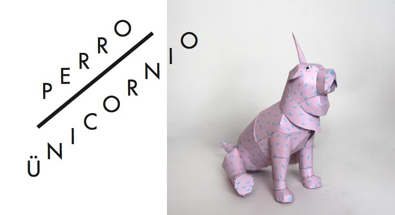 Silvana Perdomo - Perro Unicornio