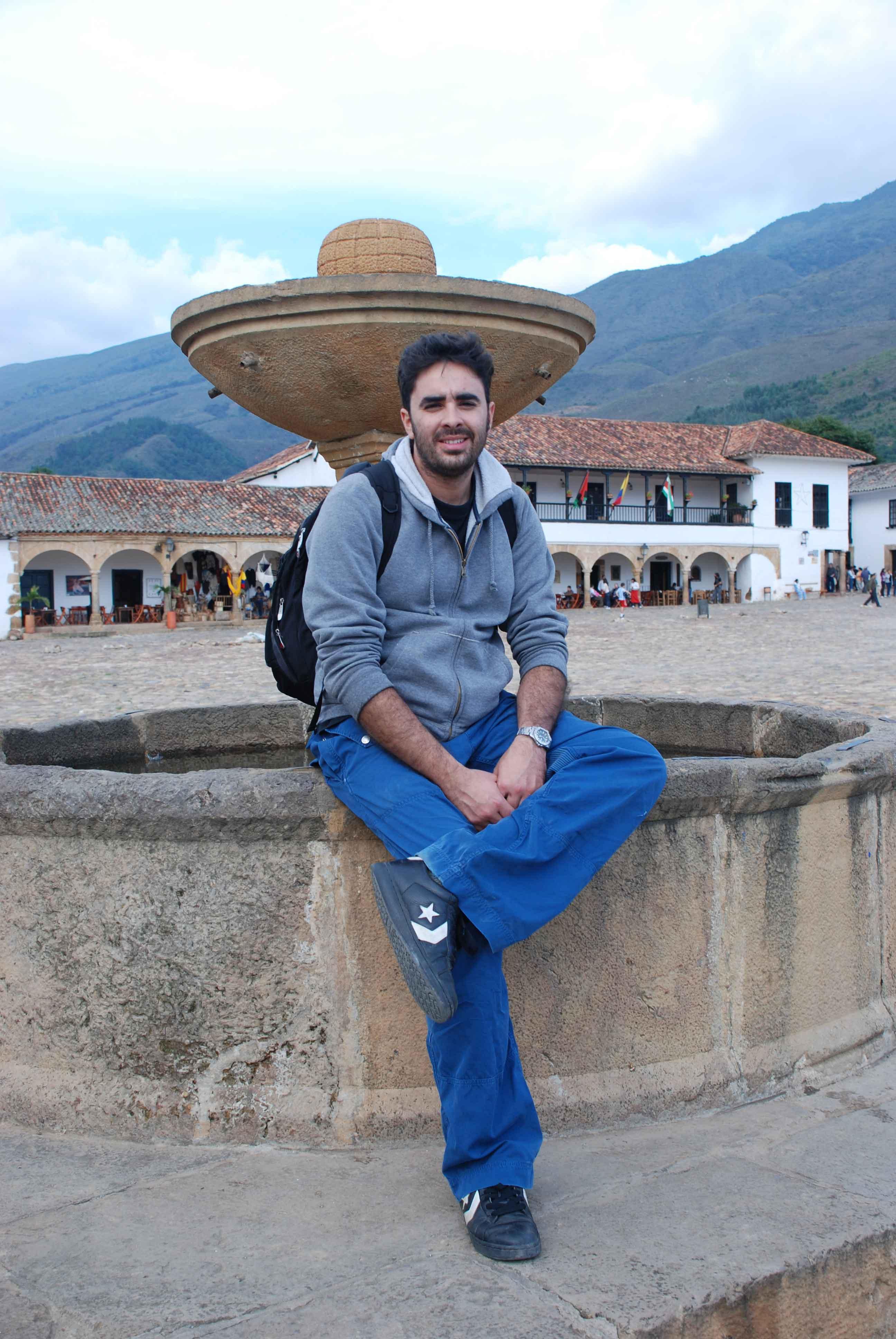 Director del Festival de Cine de Villa de Leyva