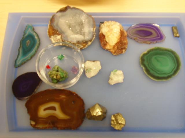 Gemas y Piedras Preciosas