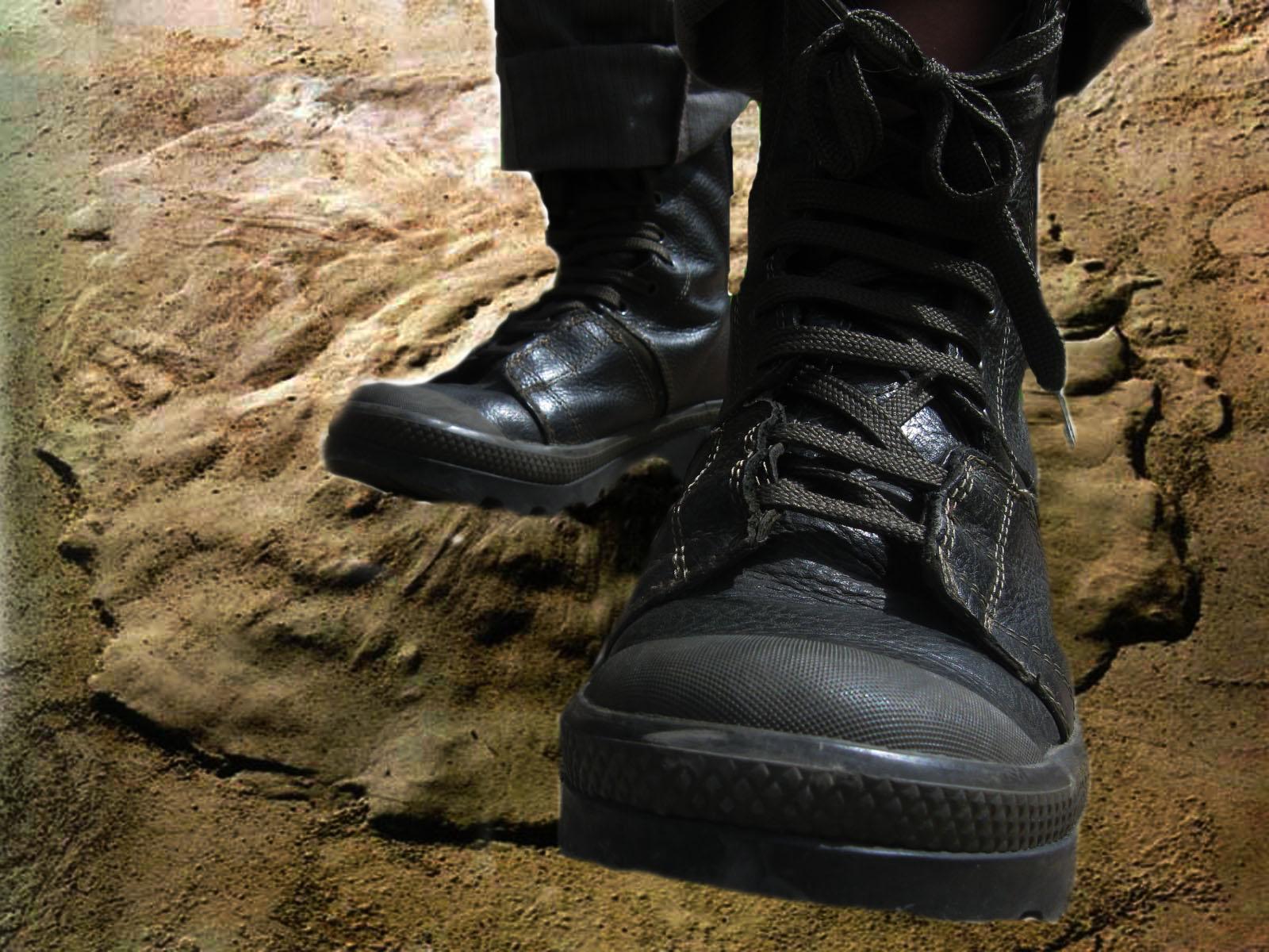 Macro-Zapatos
