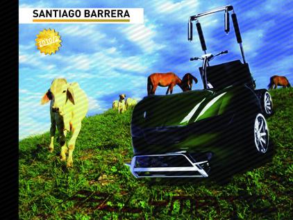 Santiago Barrera