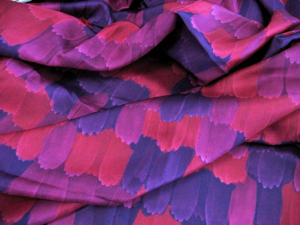 Gabrielle Genty, seda impresa con alas de mariposa, MEB