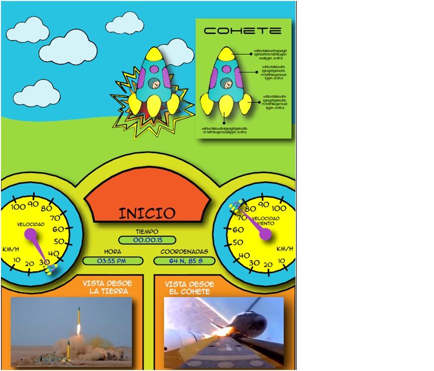 cohete 2