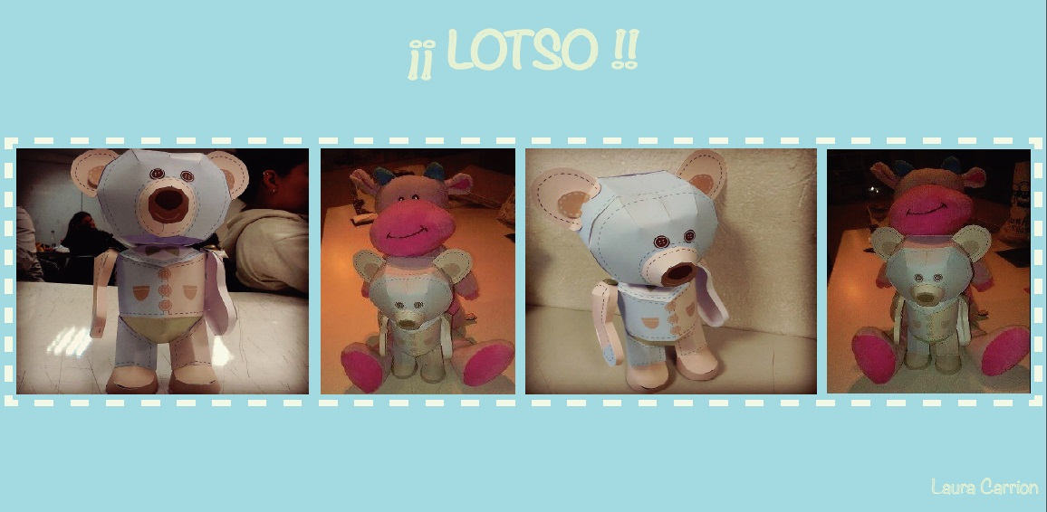 LOTSO - LAURA CARRION