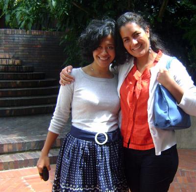 Carolina Agudelo & Cristina Osorio